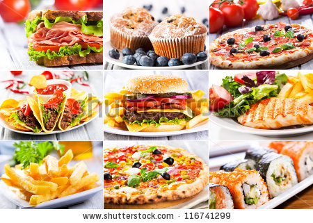 stock-photo-collage-of-various-fast-food-products-116741299
